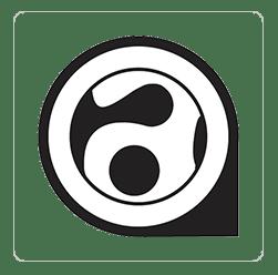 Black & White Atlas Logo - Logo Design