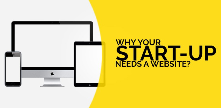 Why Your Start-up Needs a Website?