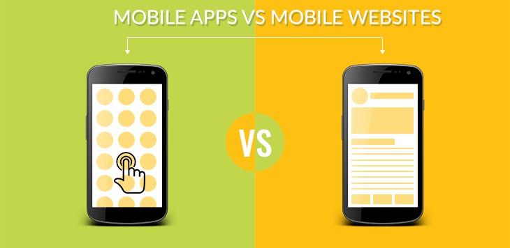 Mobile Apps vs Mobile Websites
