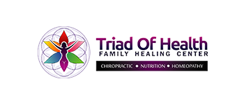 Triad Of Health Family Healing Center Logo