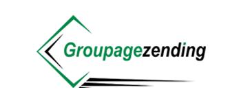 Groupagezending Logo