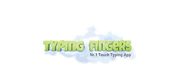 Typing finger