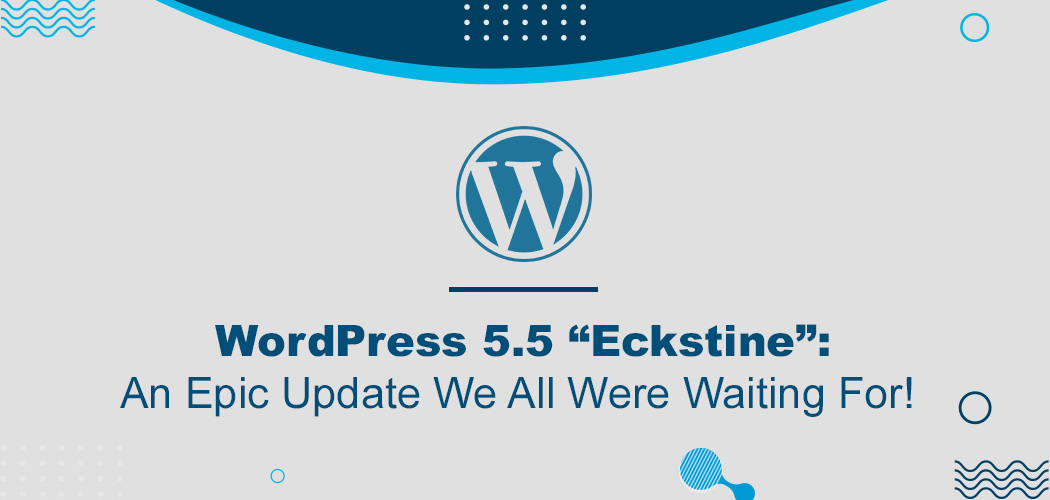 wordpress Eckstine update
