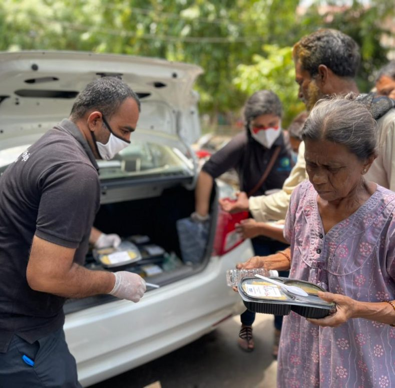 mid day meals for needy